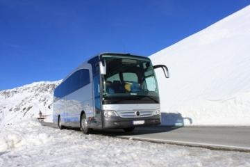 chartern von busse